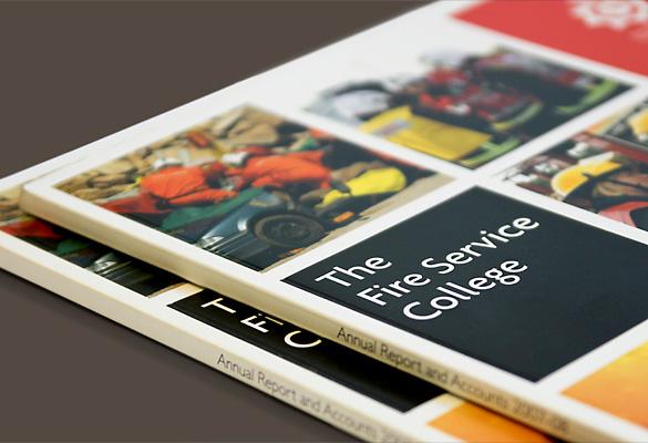 Fire Service College annual report